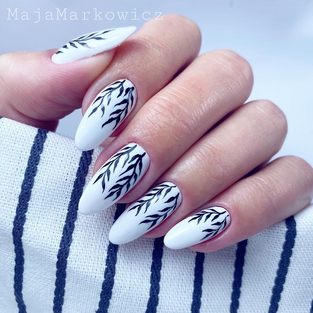 60+ Easy And Fun Summer-Inspired Nail Designs To Copy At Home images 1