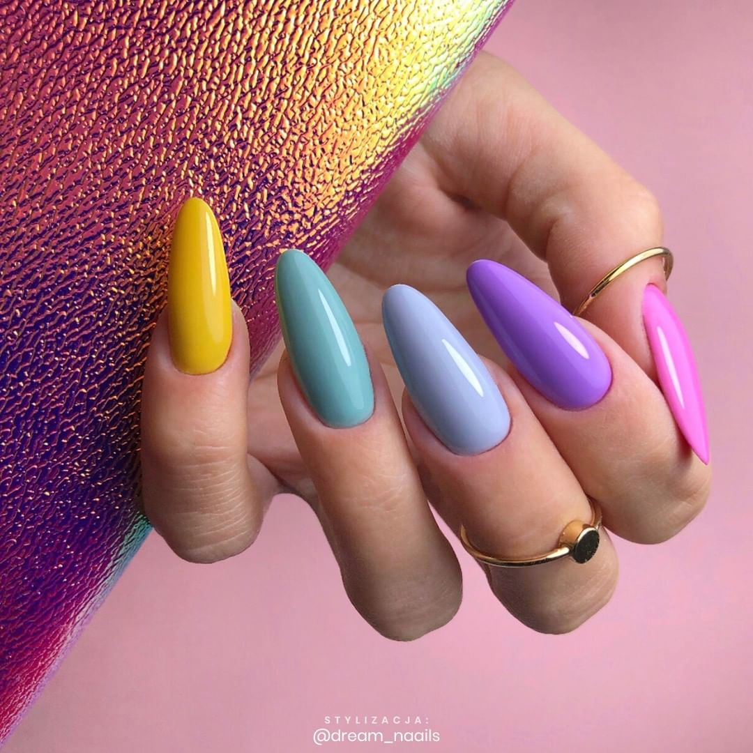 60+ Summer Nail Trends 2020 That You'Ll Want To Try images 1