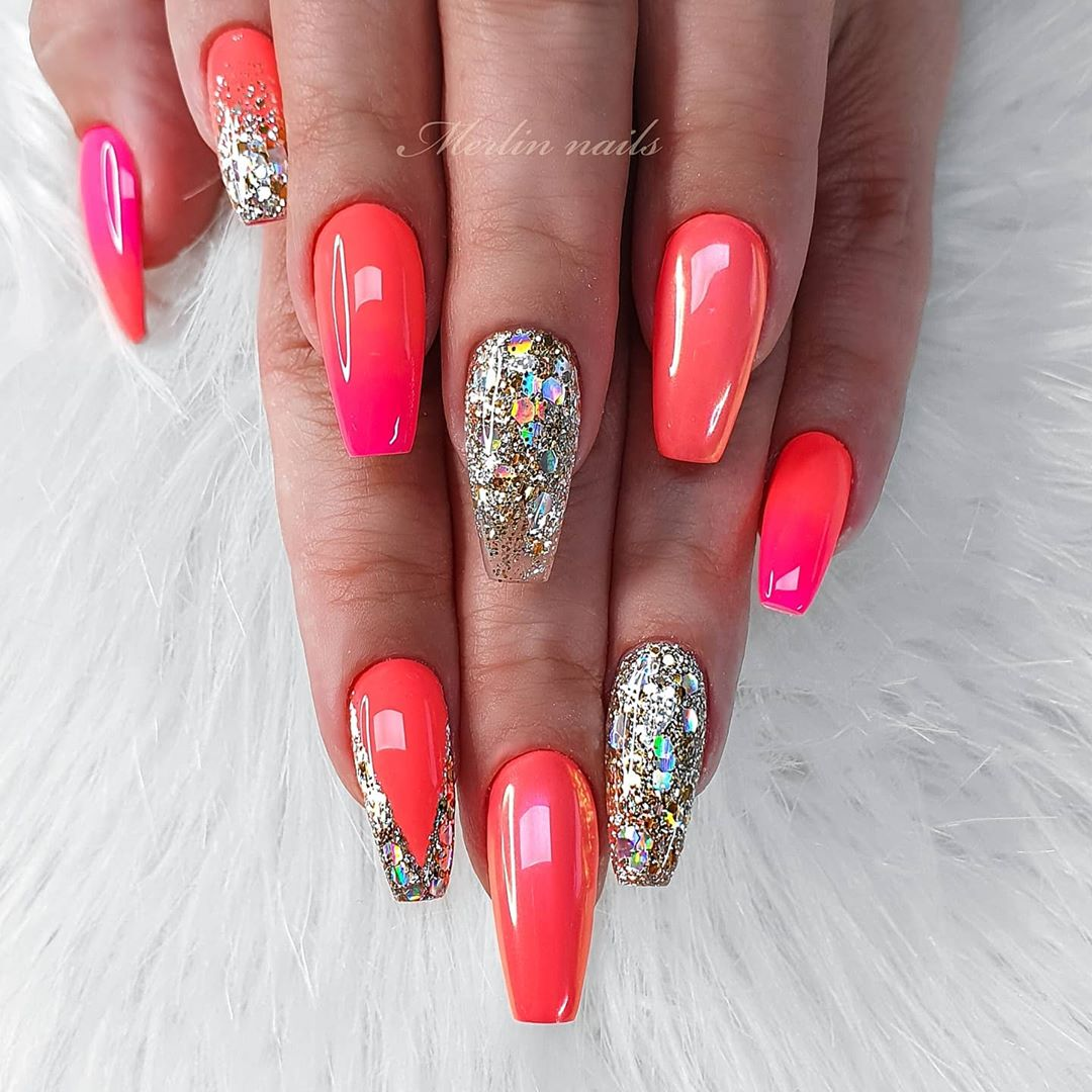 60 Fall Nail Design Colors You'Re Going To Be Obsessed With images 1