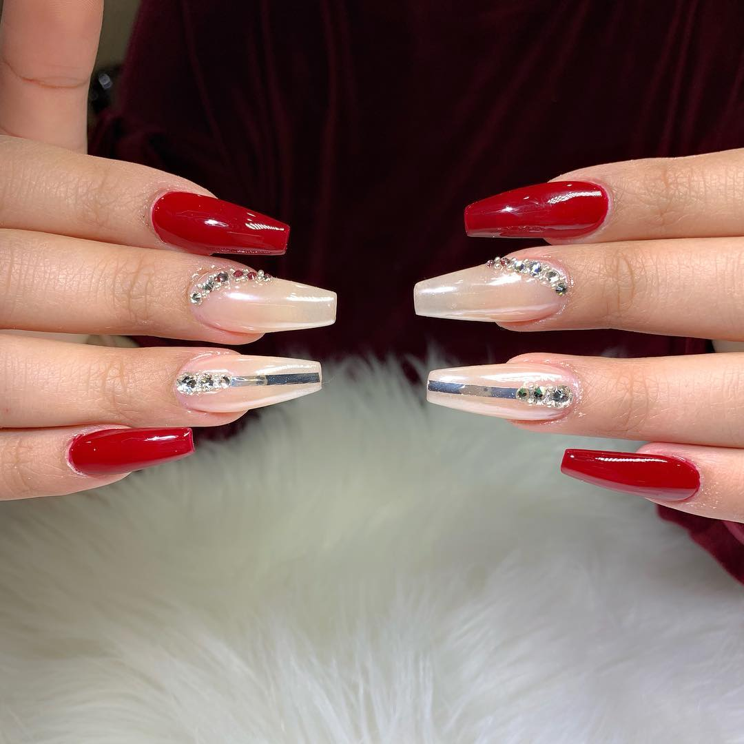 100+ Best Nail Designs Colors for Spring 2019 img 5