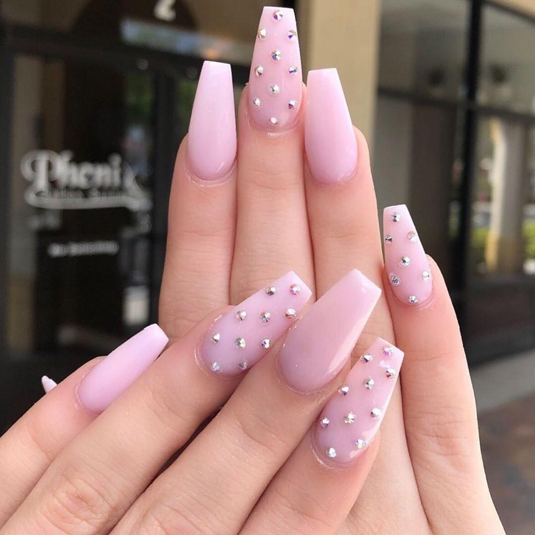 100+ Best Nail Designs Colors for Spring 2019 img 1