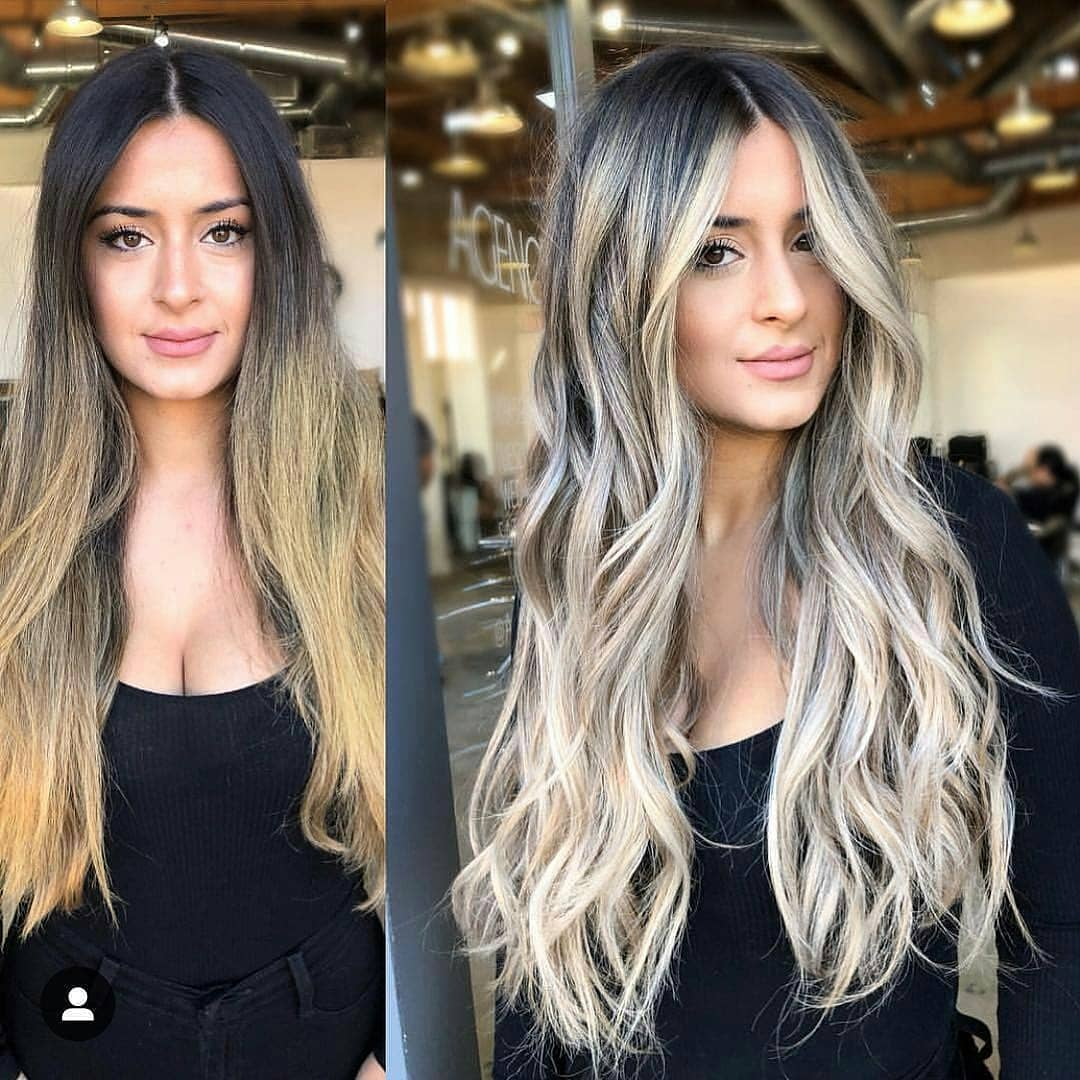 30 Inspirational Before And After Hair Transformations images 5
