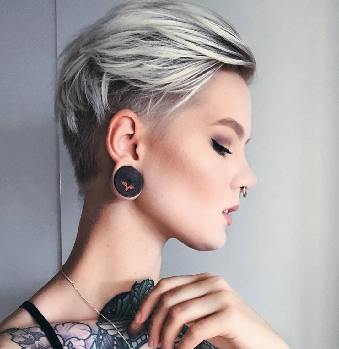 60 Best Short Haircut and Hairstyle Ideas for Women images 1