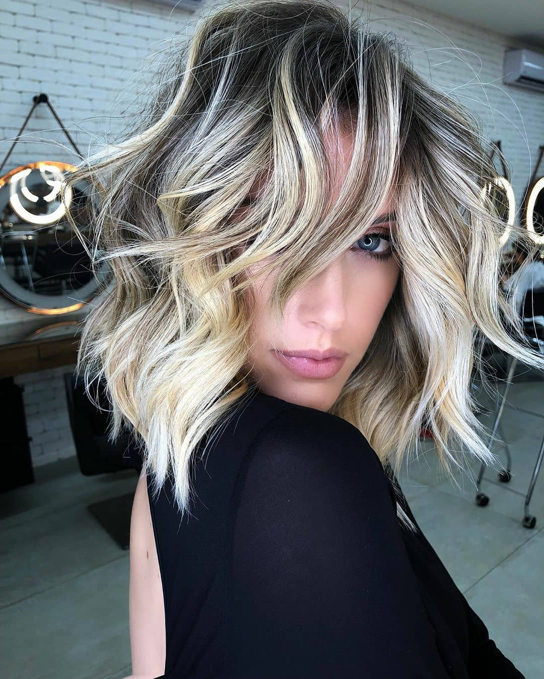 150 Honestly Easy hairstyle ideas for medium-length hair images 1