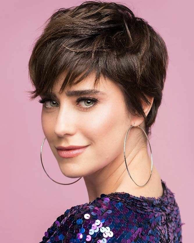 100+ Short Hairstyles and Haircuts You Need to Try in 2020 images 3