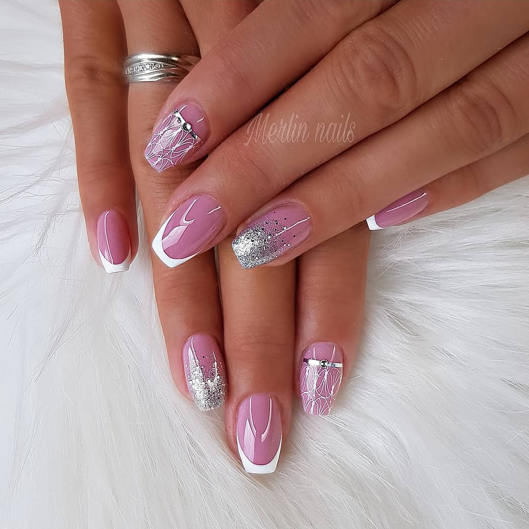 Latest Nail Trends for Winter 2020 – Nail Art Design Ideas for 2020 images 2
